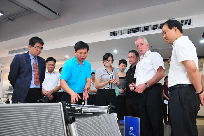 德国驻广州总领事馆回访 将鼓励更多德企入驻揭阳