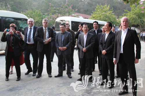 中外代表:揭阳发展潜力巨大前景广阔