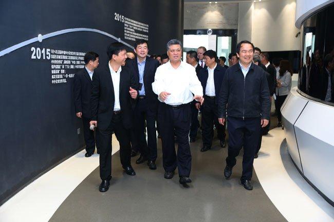 广东省省长马兴瑞莅揭调研:以园区为重要平台,着力抓工业发展